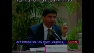 Debate: D'Souza vs. Frank Wu on Affirmative Action