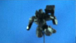 Tau / Appleseed Battle Suit prototypes