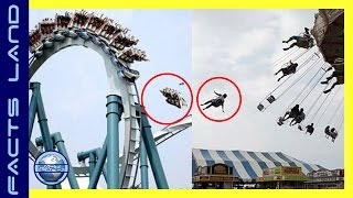 7 Most deadliest theme park accidents caught on camera from around the world