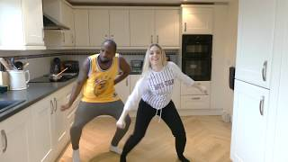 AKWAABA DANCE | Katy & Jeff