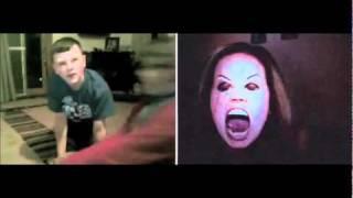 The Last Exorcism - BEST OF Chatroulette reactions.wmv