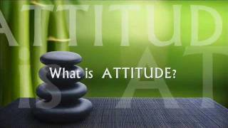 What is ATTITUDE? |  [HQ Motivational Videos]
