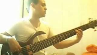 Vinny K-Bral tocando Comando Comando - Harmonia do samba
