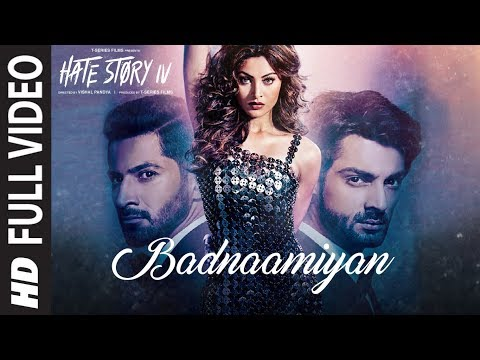Xxx Mp4 Badnaamiyan Full Video Song Hate Story IV Urvashi Rautela Karan Wahi Armaan Malik 3gp Sex