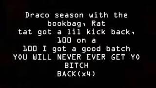 Future - Draco (Lyrics)