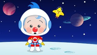 To The Outer Space - Plim Plim | Animated Series | The Children