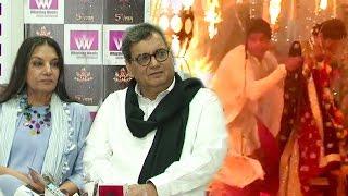 Subhash Ghai & Shabana Azmi's Reaction To FIRE On Sets Of Padmavati