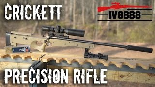 New for 2017: Keystone Crickett Precision Rifle 22LR