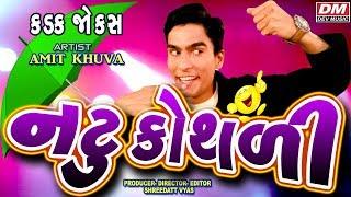 Natu Kothli || Latest Gujarati New Jokes || Amit Khuva Indian Gujju Comedy