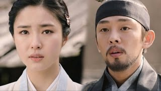Yoo Ah In asks Shin Sae Kyung to marry him! 《Six Flying Dragons》 육룡이 나르샤 EP49