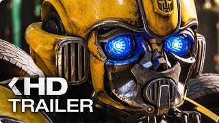 BUMBLEBEE Trailer 2 (2018) Transformers
