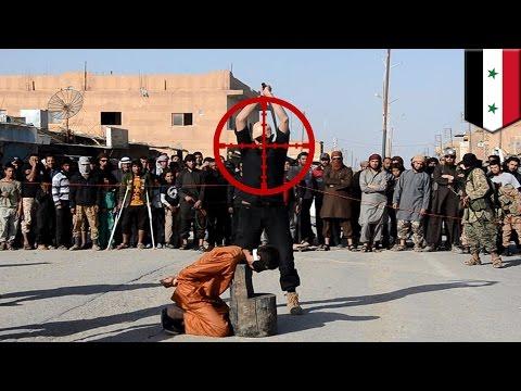 Xxx Mp4 Sniper Pinasabog Ang Ulo Ng ISIS Executioner Na Pumupugot Ng Ulo — TomoNews 3gp Sex