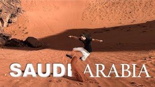 WHY WE LEFT TO SAUDI ARABIA