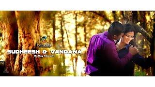 Sudheesh + Vandana Wedding Cinema