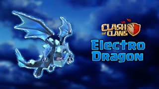 Electro dragon gameplay+Clash of clans Town Hall 12 Update!!