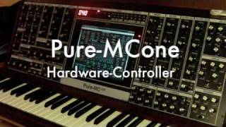 Synth-Project   Pure-MCone Hardware Controller