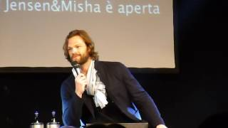 Jibcon 2016 - Jared Sunday Panel (Part 1/2)