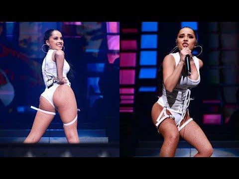 Xxx Mp4 Becky G Cuando Te Bese Mayores Zooted Dura Remix En Vivo Mega Bash 2018 3gp Sex