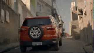 Ford EcoSport TV Commercial (2013)