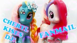 Fanmail part 32!~!~!~ Cheryl KISSES DJ?!??!