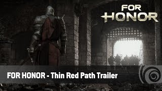For Honor  - Thin Red Path Trailer | Ubisoft [DE]
