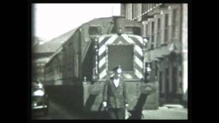 Weymouth Boat Train 1966