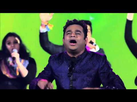 Xxx Mp4 A R Rahman Playing Music Jai Ho Song Without Instruments An Unbelievable Concert At CES 2016 3gp Sex