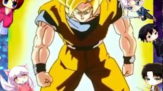 Goku enferma del corazon en plena pelea