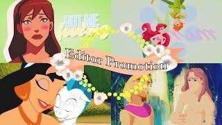 Editor Promotion || #1 || XxAmity0ParkxX, Hollie1911, Blissbirdie