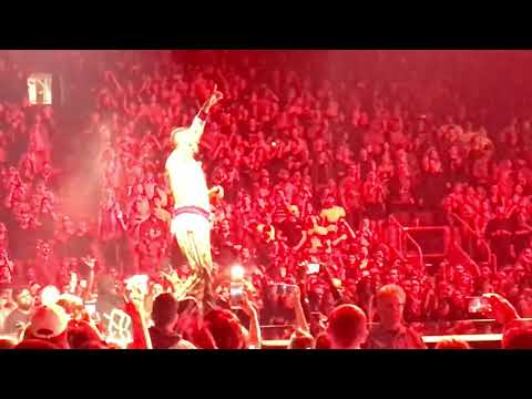 French Montana Unforgettable Live in Toronto Legend Of The Fall Tour Phase 2 09 09 2017