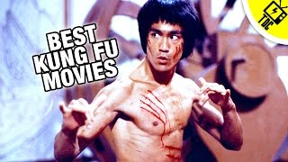 The 9 Best Kung Fu Movies Ever! (The Dan Cave w/ Dan Casey)
