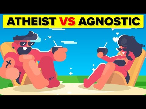 Atheist VS Agnostic How Do They Compare & What s The Difference
