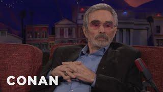 Burt Reynolds On His Friendship With Marilyn Monroe  - CONAN on TBS
