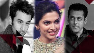 Salman Khan, Deepika Padukone, Ranbir Kapoor   Planet Bollywood @ One