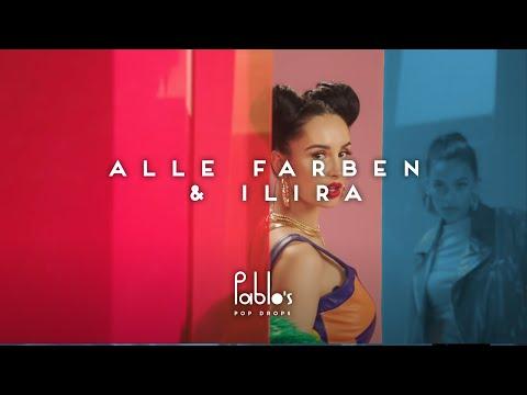Alle Farben & ILIRA Fading Official Video