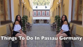 Things To Do In Passau Germany