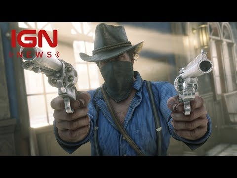 Red Dead Redemption 2 Launch Trailer Coming Tomorrow, Pre-Loading Starts This Week - IGN News