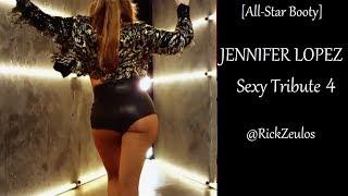 [All-Star Booty] JENNIFER LOPEZ Sexy Tribute 4 (1080p)