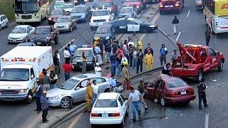 Dangerous Crash Compilation 2017 || Dangerous Accident Videos of the world