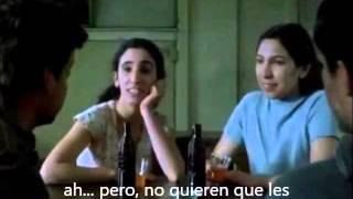 Diálogo subtitulado Diarios de motocicleta (2004)