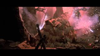 Enemy Mine (1985) ...A Clip from the movie about; what man could become. 720p HD Sci-Fi