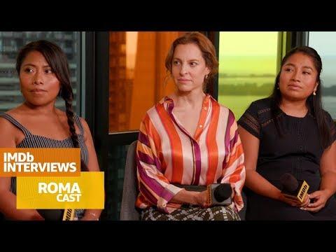 Xxx Mp4 Roma Star Yalitza Aparicio And Cast Reflect On Their Newfound Fame TIFF 2018 3gp Sex