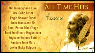 Rabindra Sangeet   Top 10 Songs Collection  RABINDRANATH TAGORE Songs  Bengali Songs 2014   YouTube