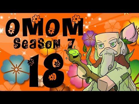 OMOM Season 7: Learning Botania Episode 18: Enchants, Mana Rings, and Rod of the Skies!