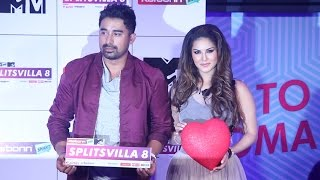 MTV Splitsvilla Season 8 Launch | Sunny Leone | Ranvijay Singh | MTV India
