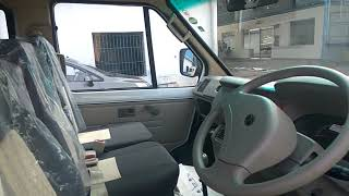 Tata Winger Luxury Van 15+D Push Back AC BS4