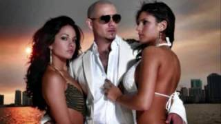 Pitbull-I Know You Want Me