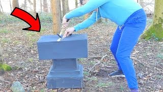 "MINECRAFT ""ANVIL"" IN REAL LIFE"