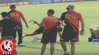 IPL 10 :War Between HCA And Sun Risers Over IPL Passes | Hyderabad | V6 News
