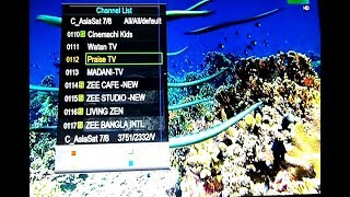 Asiasat 7 some scramble channel free to air.add a new channel on Asia sat 7.